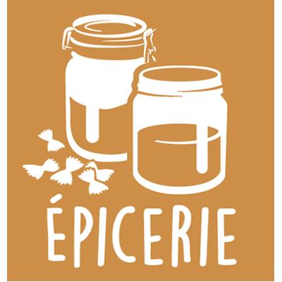 Epicerie - Casiers Fermiers